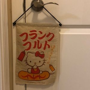 Hello Kitty flag